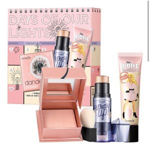 Benefit 'Days Of Our Lights' Highlighter Set NEW